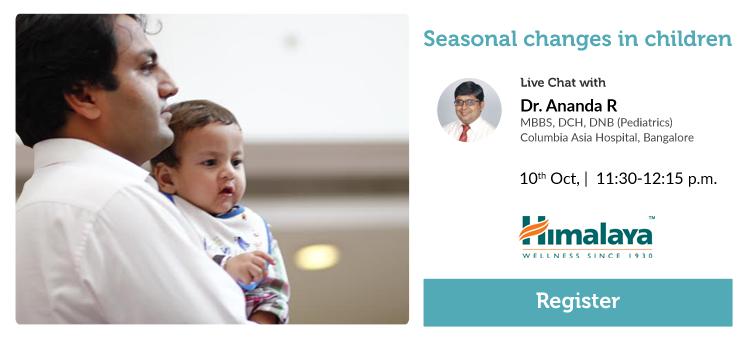 Seasonal Changes in Children